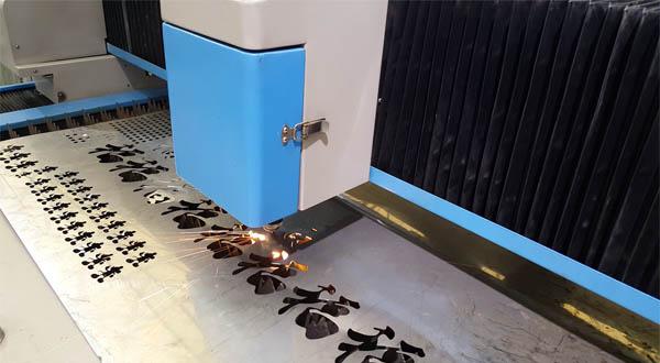 750w光纤激光切割机